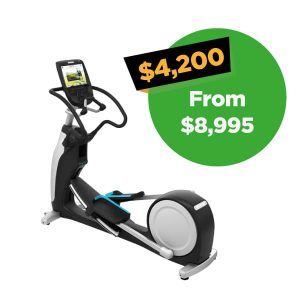 Precor EFX 863 Elliptical Fitness Crosstrainer