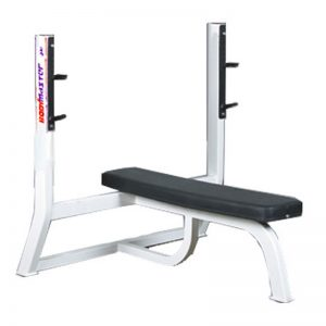 BodyMasters Olympic Flat Bench