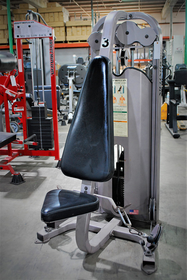 Body Masters FC101 Shoulder Press