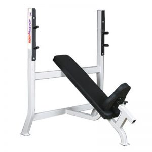 BodyMasters Olympic Incline Bench