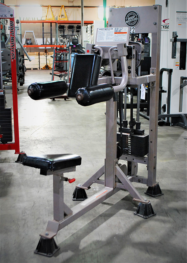 Body Masters S321B Lateral Raise