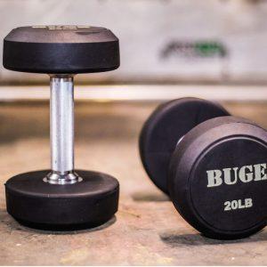 BUGE Pro Dumbbell Set