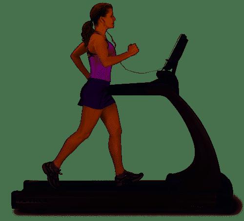 True CS 550 Treadmill