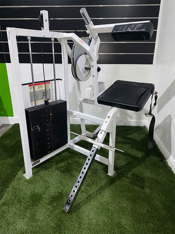 Cybex VR 2 Back Extension (also available w/ red pads)