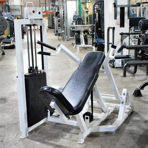 Flexed Shoulder Press