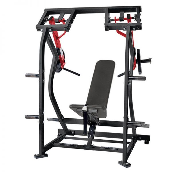 Hammer Strength P/L ISO-Lateral Shoulder Press