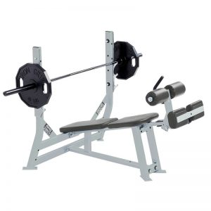 Hammer Strength P/L Olympic Decline Bench