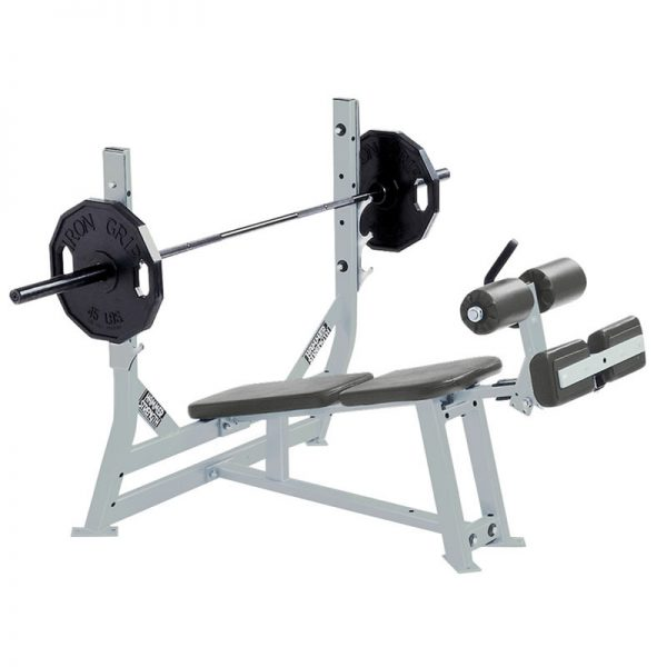 Hammer Strength P/L Olympic Decline Bench