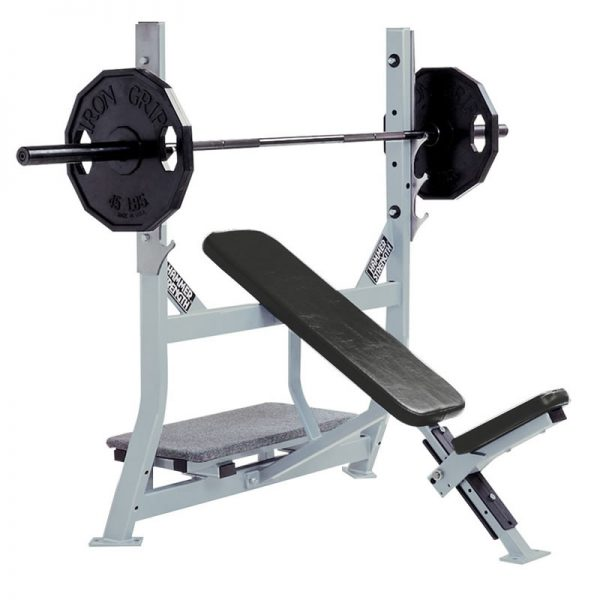 Hammer Strength P/L Olympic Incline Bench