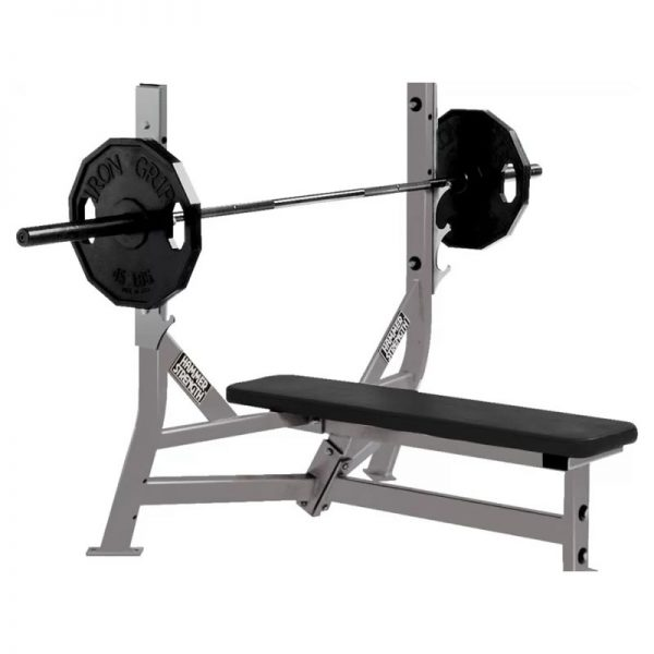 Hammer Strength P/L Olympic Flat Bench