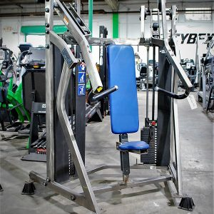 Hammer Strength MTS ISO Incline Press