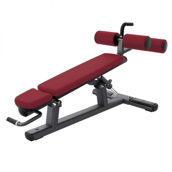 Life Fitness Abdominal Bench