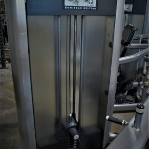 Life Fitness Signature Series Row/Rear Deltoid