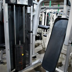 Life Fitness Club Series Chest Press