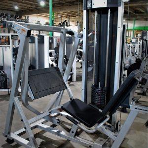 Life Fitness Club Series Leg Press