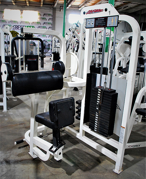 Life Fitness Pro Series Arm Extension