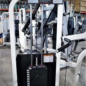 Life Fitness Pro Series Shoulder Press