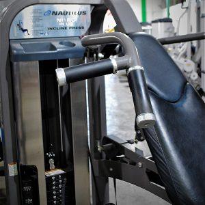 Nautilus Nitro Plus Incline Press