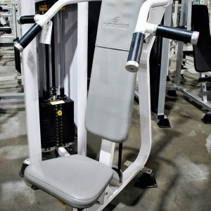 Nautilus Studio Overhead Press