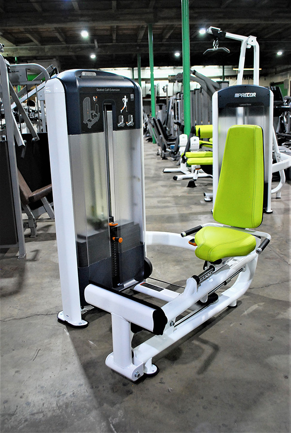 Precor Discovery Seated Calf Extension