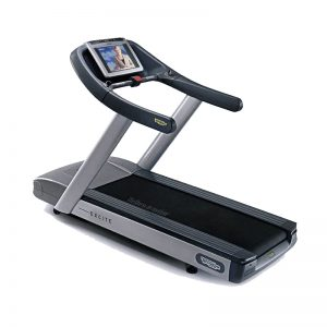 Technogym Excite 900 Treadmills with tv