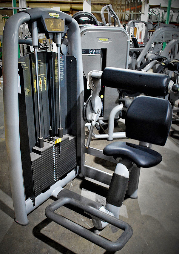 TechnoGym Selection Lower Back