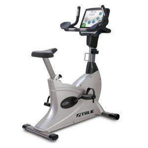 True Fitness CS800 Upright Bike w/ LCD Touch Screen