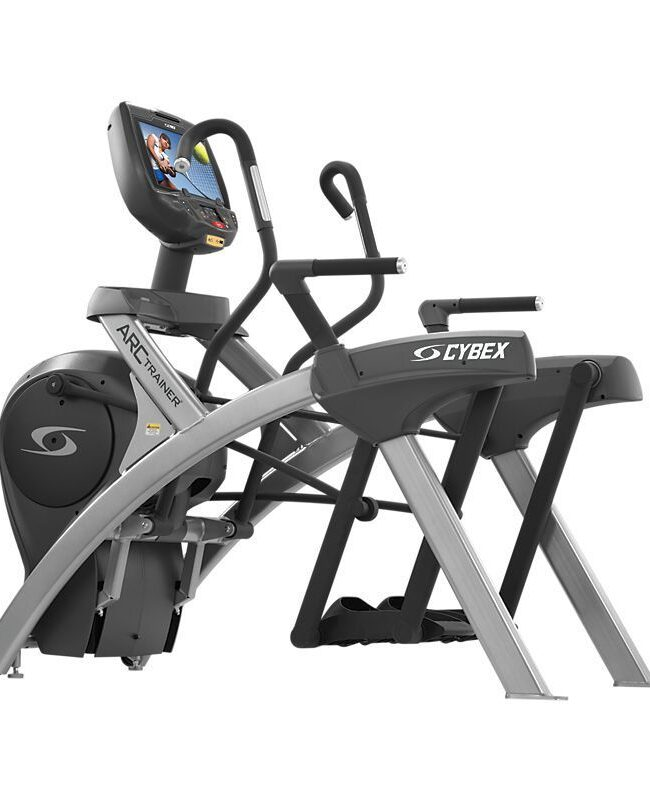 Cyberx Total Body Arc Trainer with E3 Console