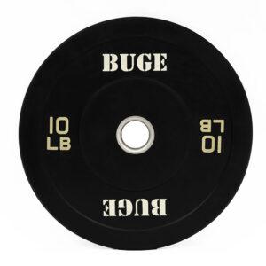 Buge 10 lbs Bumper Plate