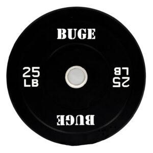 Buge 25 lbs Bumper Plate