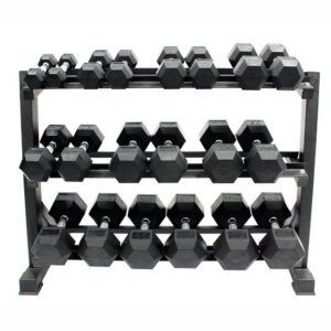 Buge 3 Tier Hex Rack