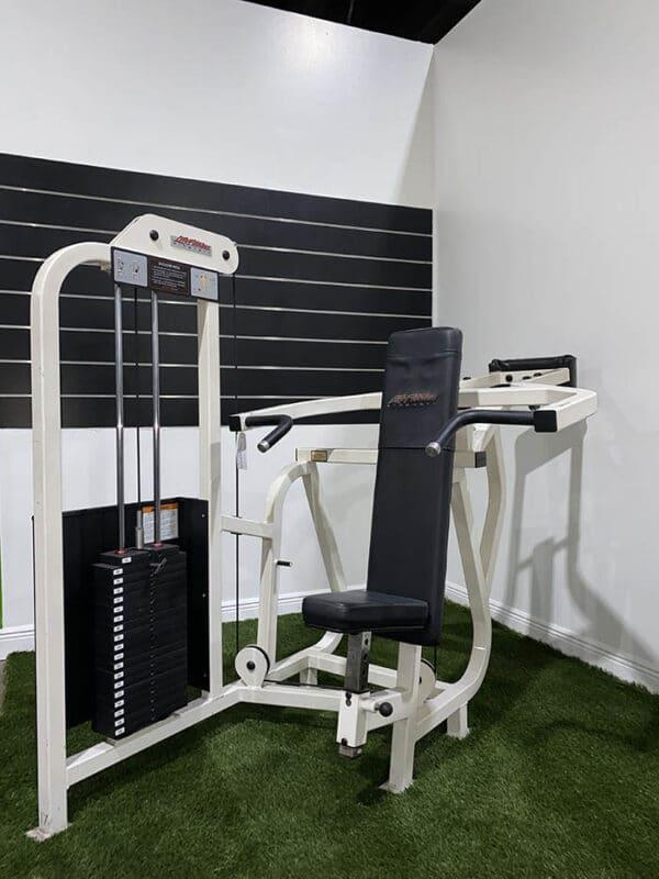 Life Fitness Shoulder Press Pro 2