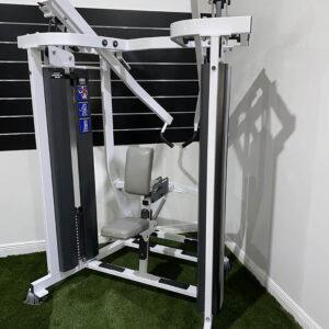 Hammer strength row mts