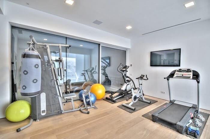 used home gym equipment